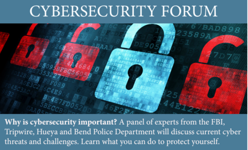 COCC cybersecurity forum