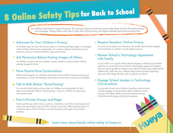 8 Online Safety Tips for Back to School